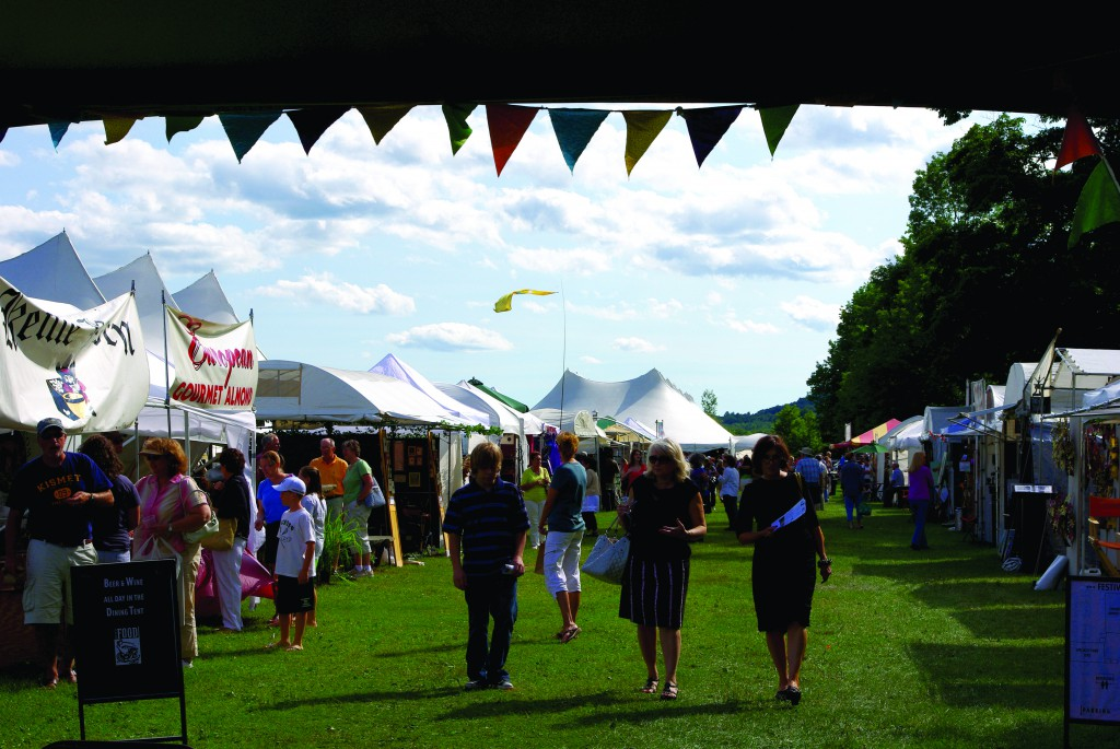 Vermont Art and Craft Festivals and Events