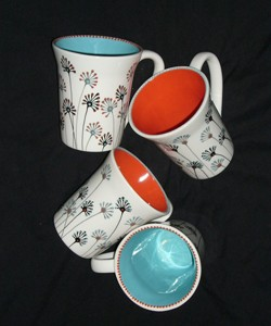 Pottery by Theresa Eltz