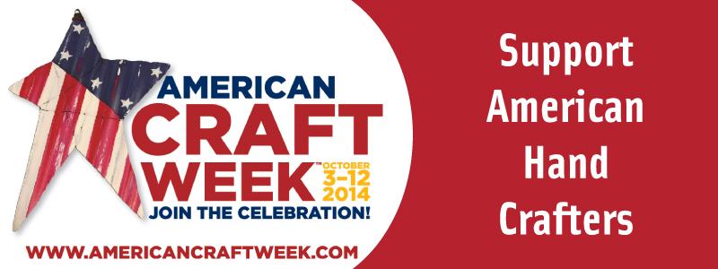American Craft Week 2014