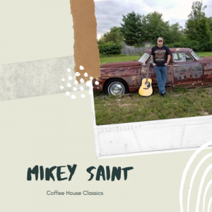 cover of Mikey Saint's Coffee House album