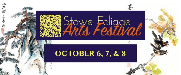 Stowe Foliage Arts Festival - October 6-8 at Topnotch Field in Stowe, Vermont